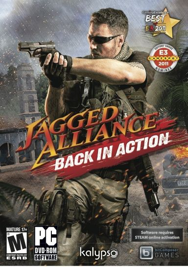 Jagged Alliance Back in Action Free Download