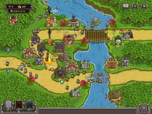 Kingdom Rush PC Crack