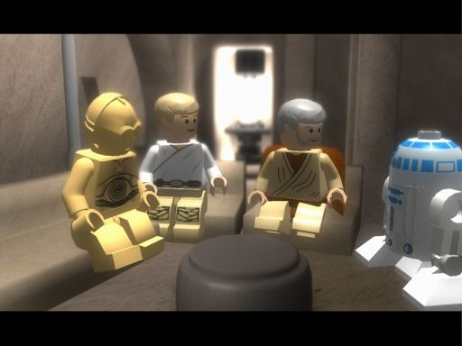 LEGO Star Wars: The Complete Saga PC Crack