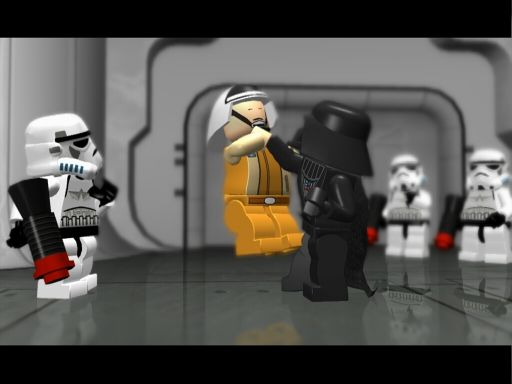 LEGO Star Wars: The Complete Saga Torrent Download