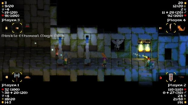 Legend of Dungeon Torrent Download