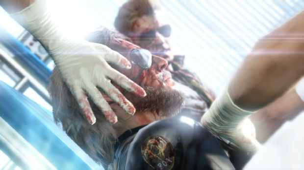 METAL GEAR SOLID V: THE PHANTOM PAIN Torrent Download