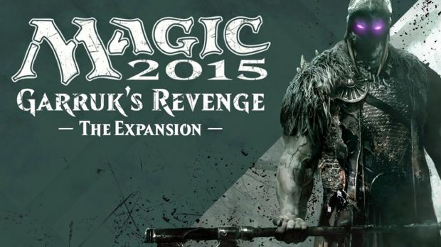 Magic 2015 - Garruk's Revenge Free Download