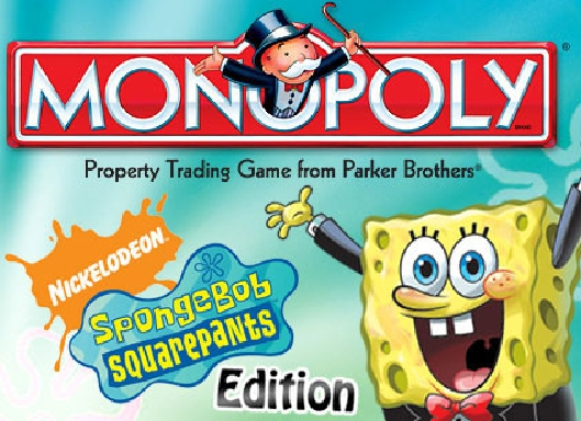 Monopoly SpongeBob SquarePants Edition Free Download
