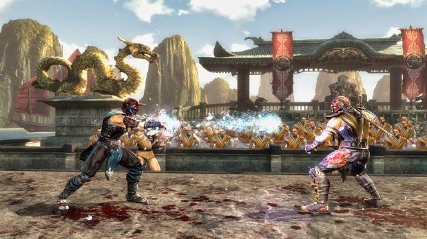 Mortal Kombat Komplete Edition PC Crack