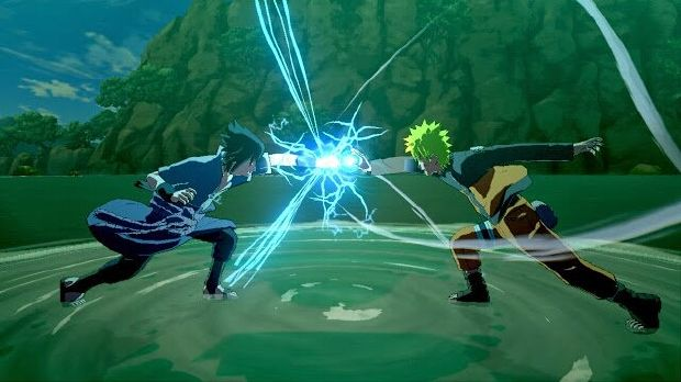 NARUTO SHIPPUDEN: Ultimate Ninja STORM 3 Full Burst PC Crack