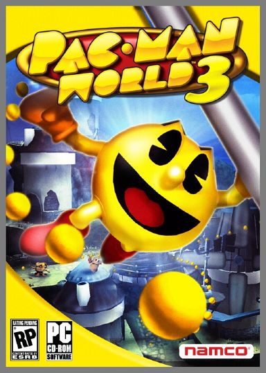Pac-Man World 3 Free Download