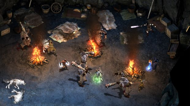 Pillars of Eternity - The White March Part I PC Crack