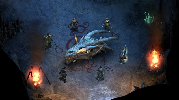 Pillars of Eternity - The White March Part I Torrent Download