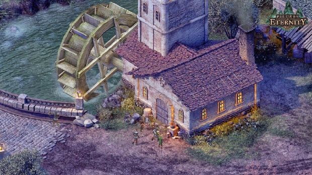 Pillars of Eternity Torrent Download