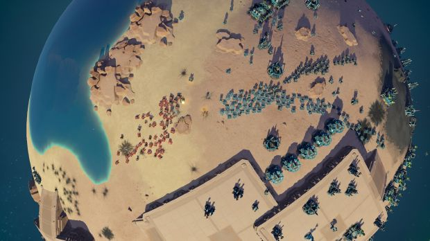 Planetary Annihilation: TITANS PC Crack
