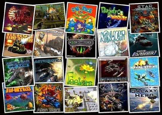 REFLEXIVE ARCADE GAMES COLLECTION (1100 Games) Free Download