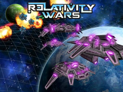 Relativity Wars - A Science Space RTS Free Download