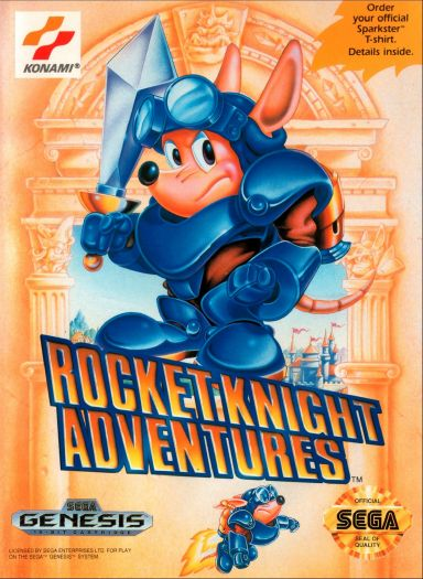 Rocket Knight Free Download