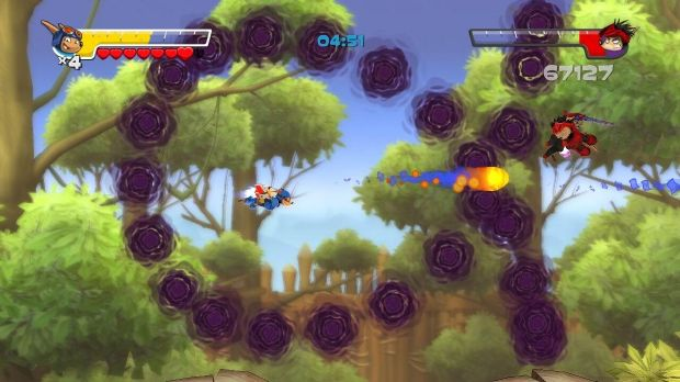 Rocket Knight Torrent Download