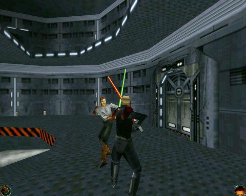 STAR WARS Jedi Knight – Dark Forces II Free Download