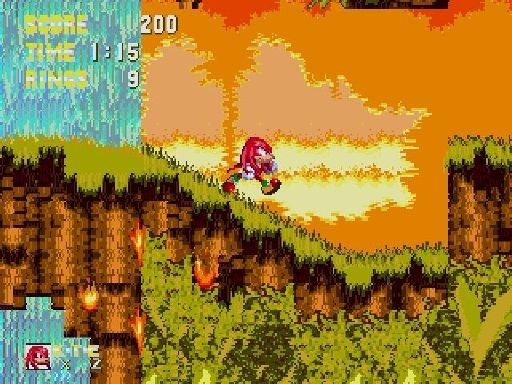 Sonic 3 and Knuckles PC Crack