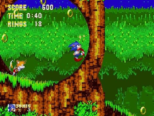Sonic 3 and Knuckles Torrent Download