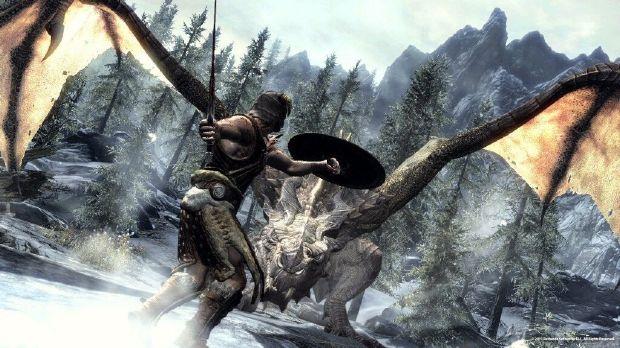 The Elder Scrolls V Skyrim Legendary Edition Multi5 repack