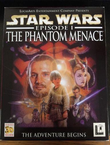 Star Wars Episode I: The Phantom Menace Free Download
