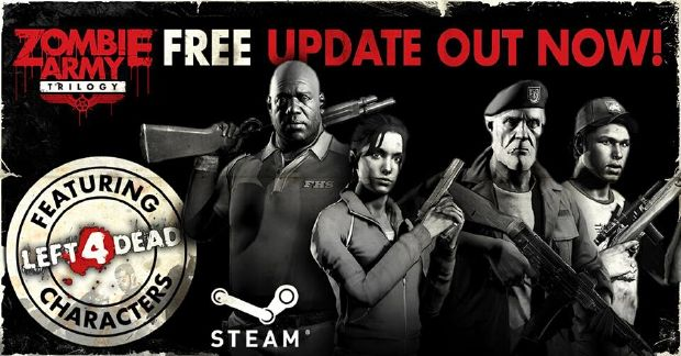 Zombie Army Trilogy Free Download