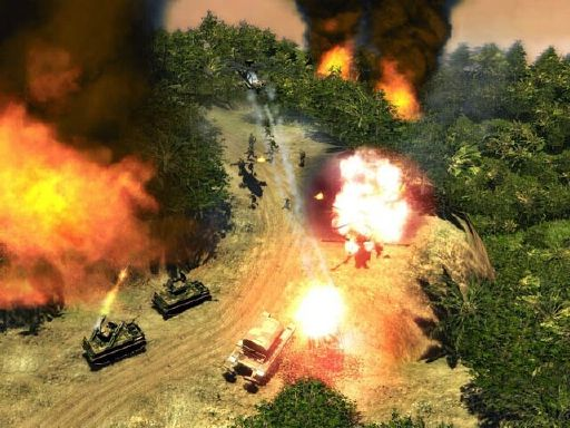 Act of War: High Treason PC Crack