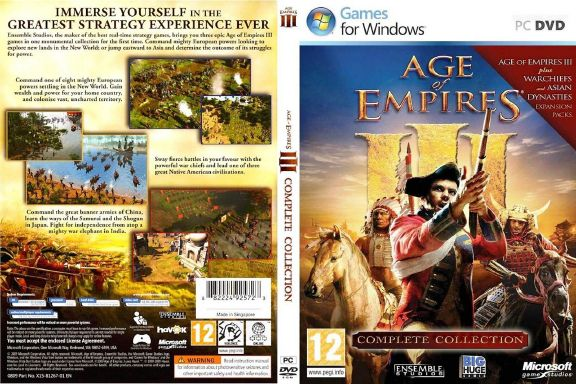 Age Of Empires III Complete Collection Free Download