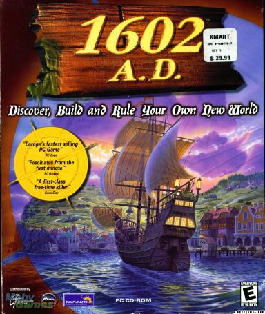 Anno 1602 A.D. Free Download