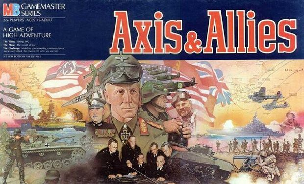 Axis & Allies Free Download