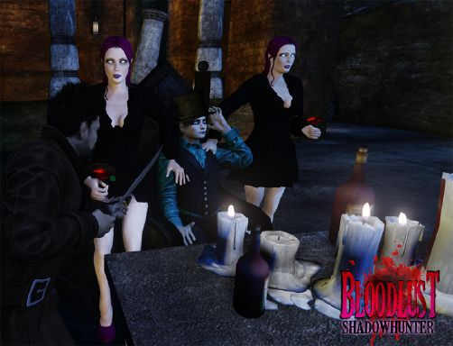BloodLust Shadowhunter Torrent Download