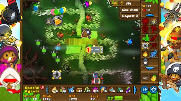 Balloon tower defence 4 free download