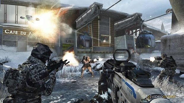 Call of Duty Black Ops II PC Crack