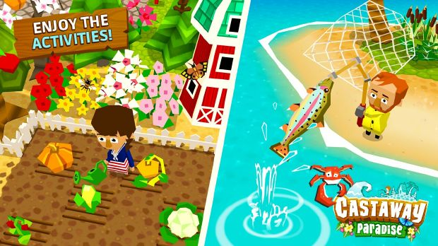 Castaway Paradise Complete Edition Torrent Download