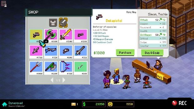 Chroma Squad Torrent Download