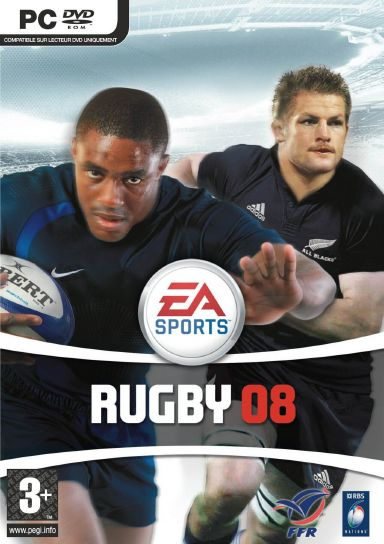 EA Sports Rugby 08 Free Download