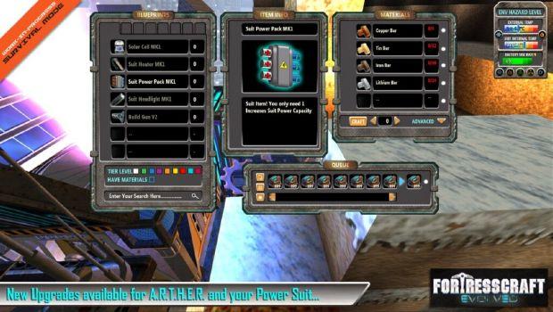 FortressCraft Evolved! (v15.5) Free Download