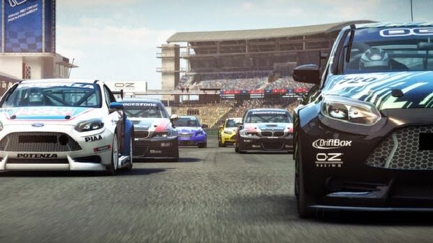 GRID Autosport PC Crack