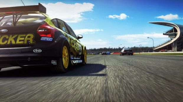 GRID Autosport Torrent Download