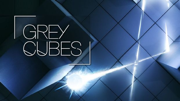 Grey Cubes Free Download