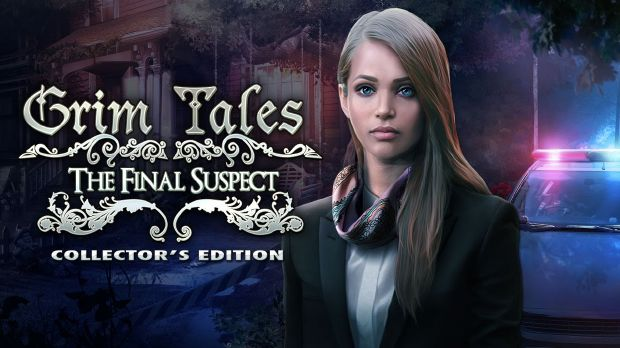 Grim Tales: The Final Suspect Collector's Edition Free Download