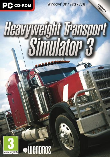 Heavyweight Transport Simulator 3 Free Download