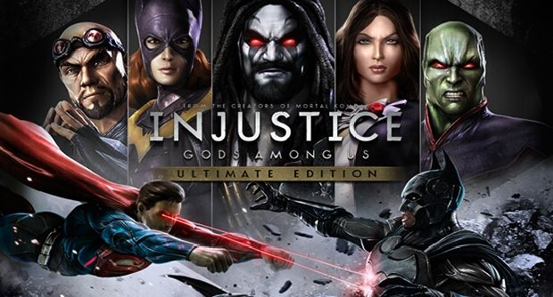 Injustice: Gods Among Us Ultimate Edition Free Download