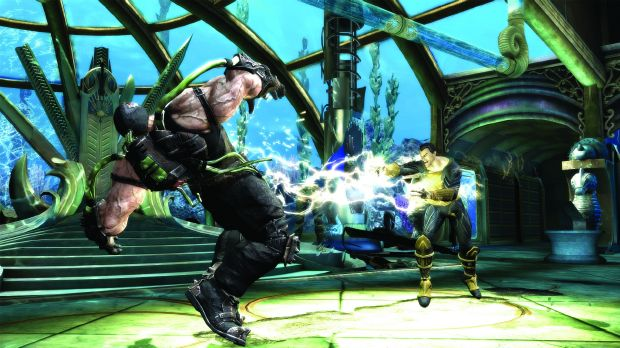 Injustice: Gods Among Us Ultimate Edition Torrent Download