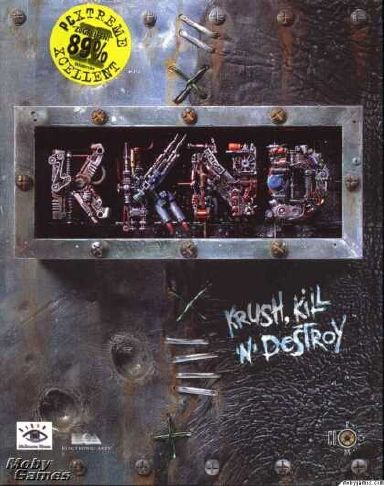 KKND: Krush Kill 'n Destroy Xtreme Free Download