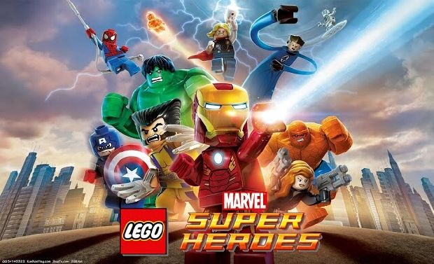 LEGO MARVEL Super Heroes Free Download (Inclu ALL DLC)