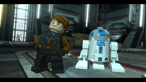 LEGO Star Wars III: The Clone Wars Torrent Download
