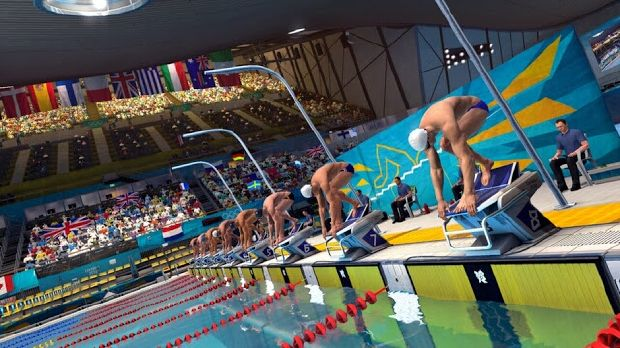 London 2012: The Official Video Game of the Olympic Games Torrent Download