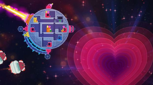 Lovers in a Dangerous Spacetime PC Crack