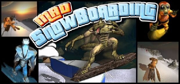 Mad Snowboarding Free Download