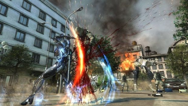 Metal Gear Rising: Revengeance PC Crack